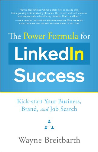 The Power Formula for LinkedIn Success (book)